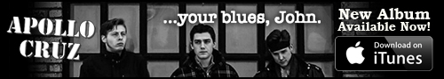 "Apollo Cruz - ""...your blues, John."" on iTunes"