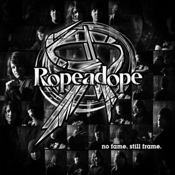 "Ropeadope - ""no fame. still frame."" EP - CD"
