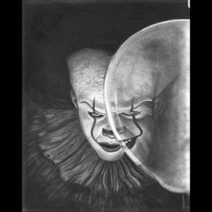 Alex Carbray - Pennywise